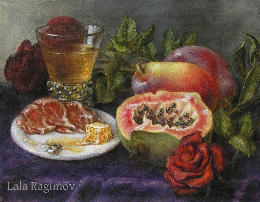 lala ragimov