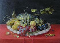 Copy of Jan van Kessel by Lala Ragimov, original in the Norton Simon Museum